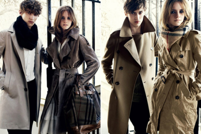Burberry Bespoke | Burberry has launched a new Bespoke service on ...