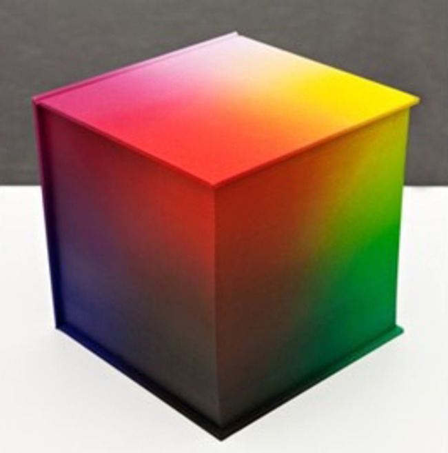 Rgb Colorspace Atlas Tauba Auerbach Brings The Rgb