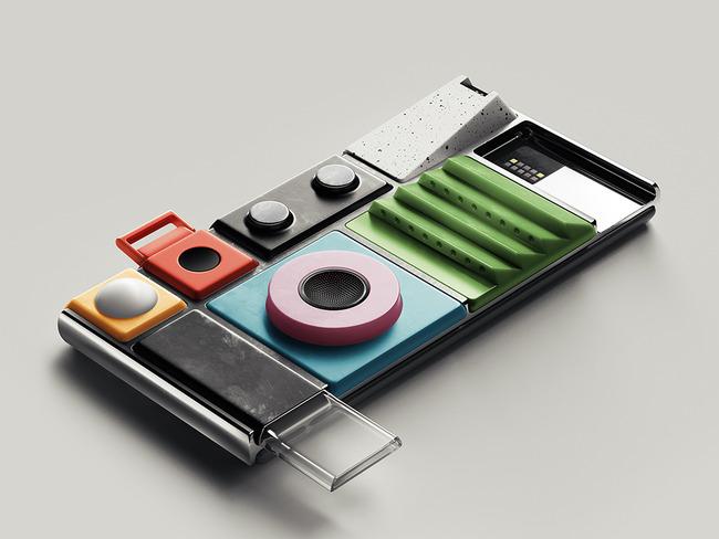 Google's modular Ara phone delayed - BBC News | 488x650